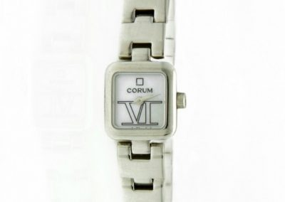 I-14921 $399 Ladies Stainless Steel Corum