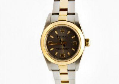 0025 I 14915 Rolex two tone